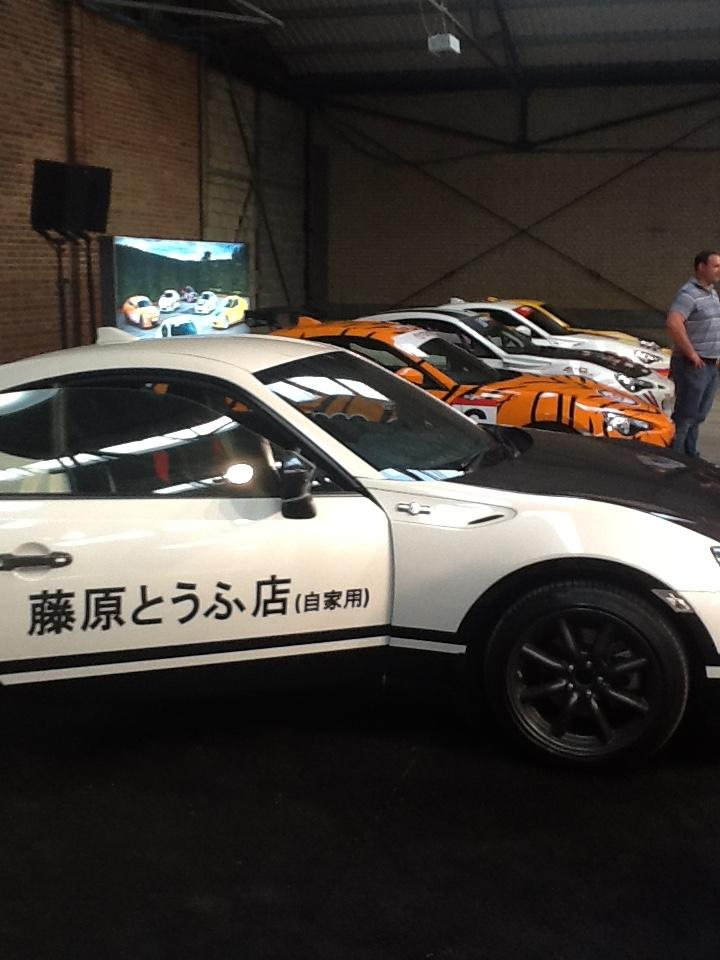gt86 initial d gt86 brz general chat toyota gt86 and subaru brz