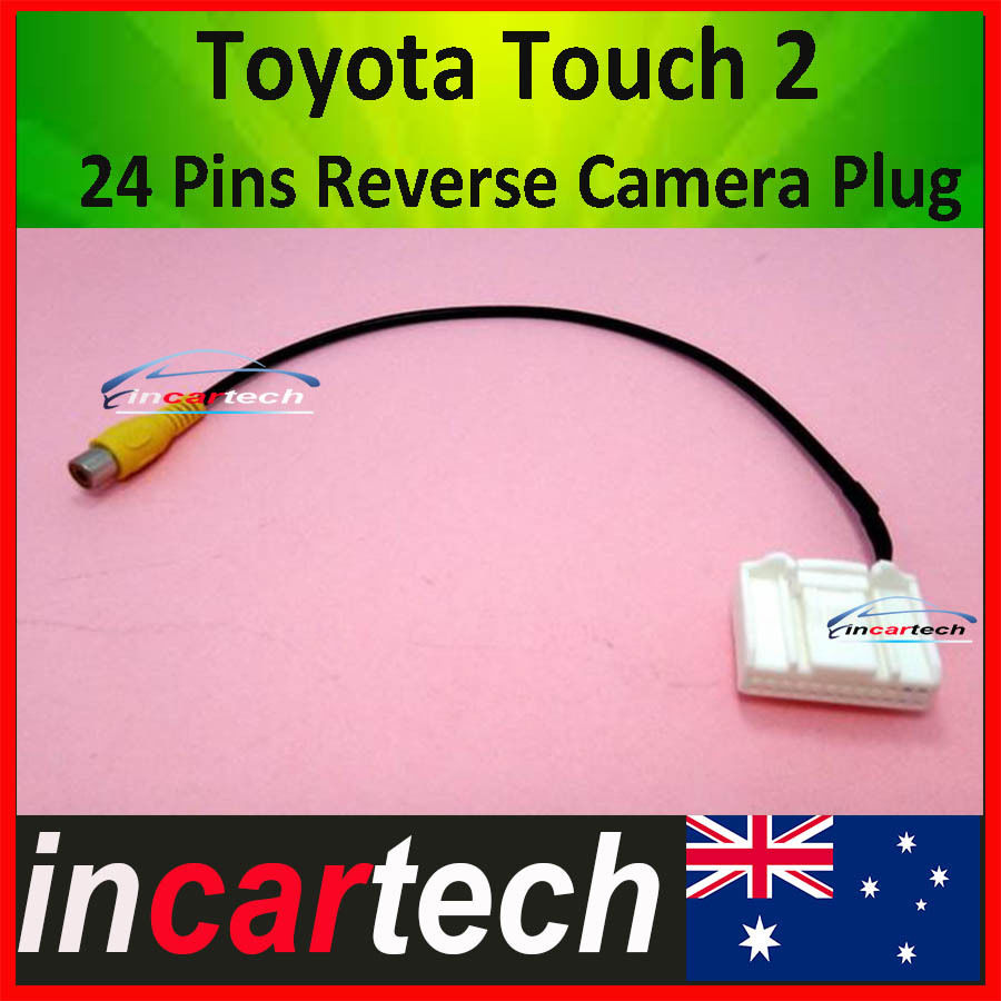 Touch 2 with Go - Reverse Camera installation (TAS400) - ICE
